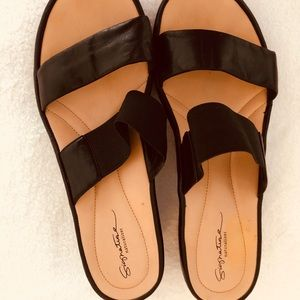 Naturalizer Double strap sandals slippers